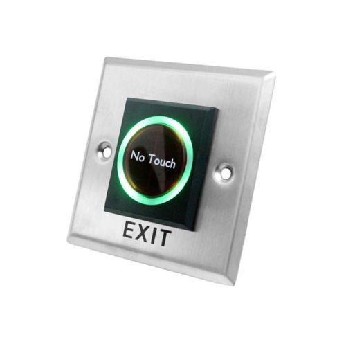 Contactless Door Exit Button